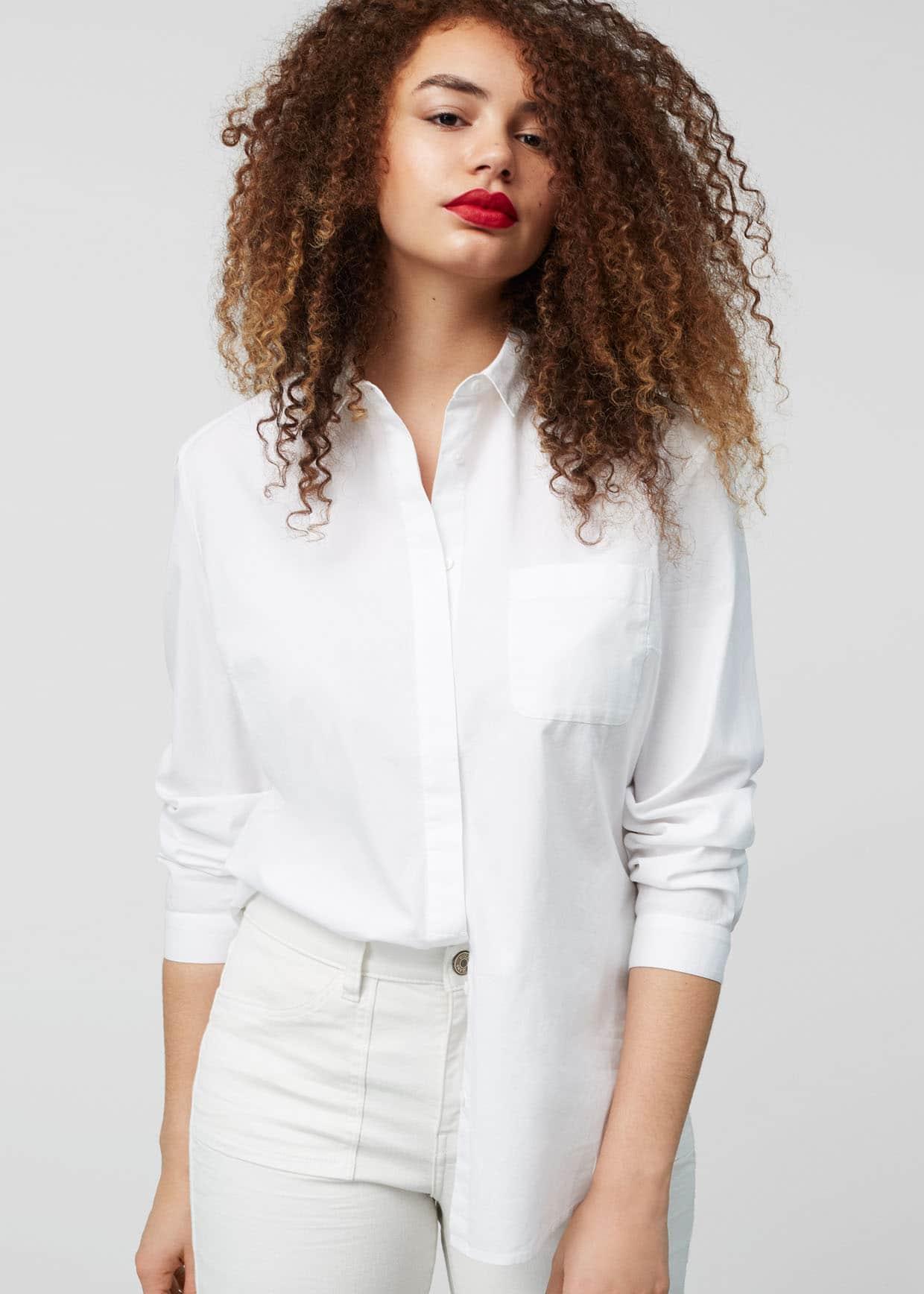 Прозрачная Блузка Купить