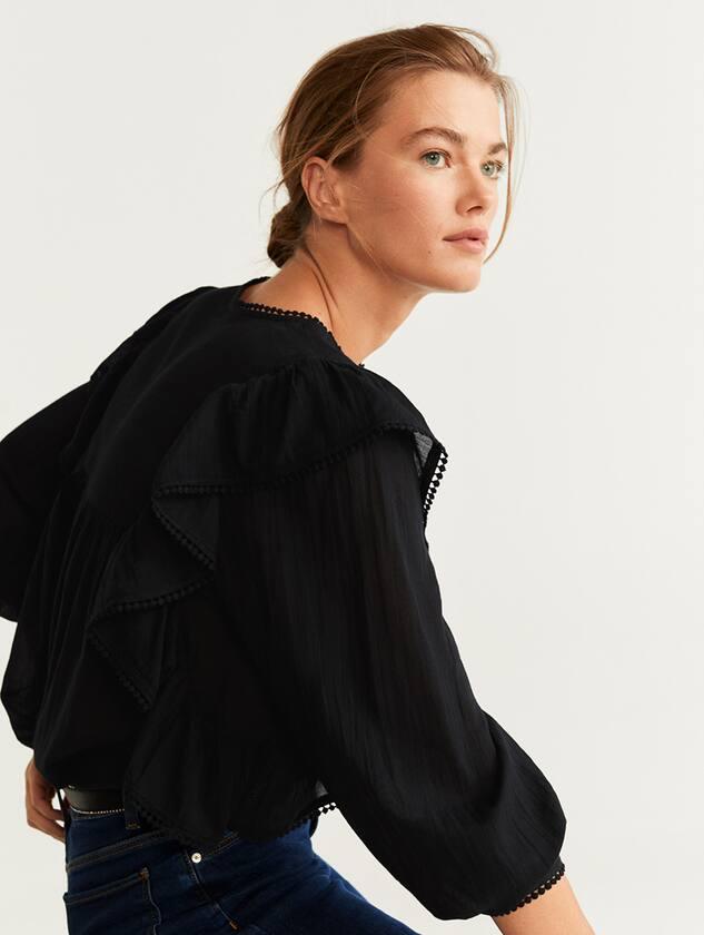 outlet store e29f4 9b644 Camicie da Donna 2019 | Mango Italia