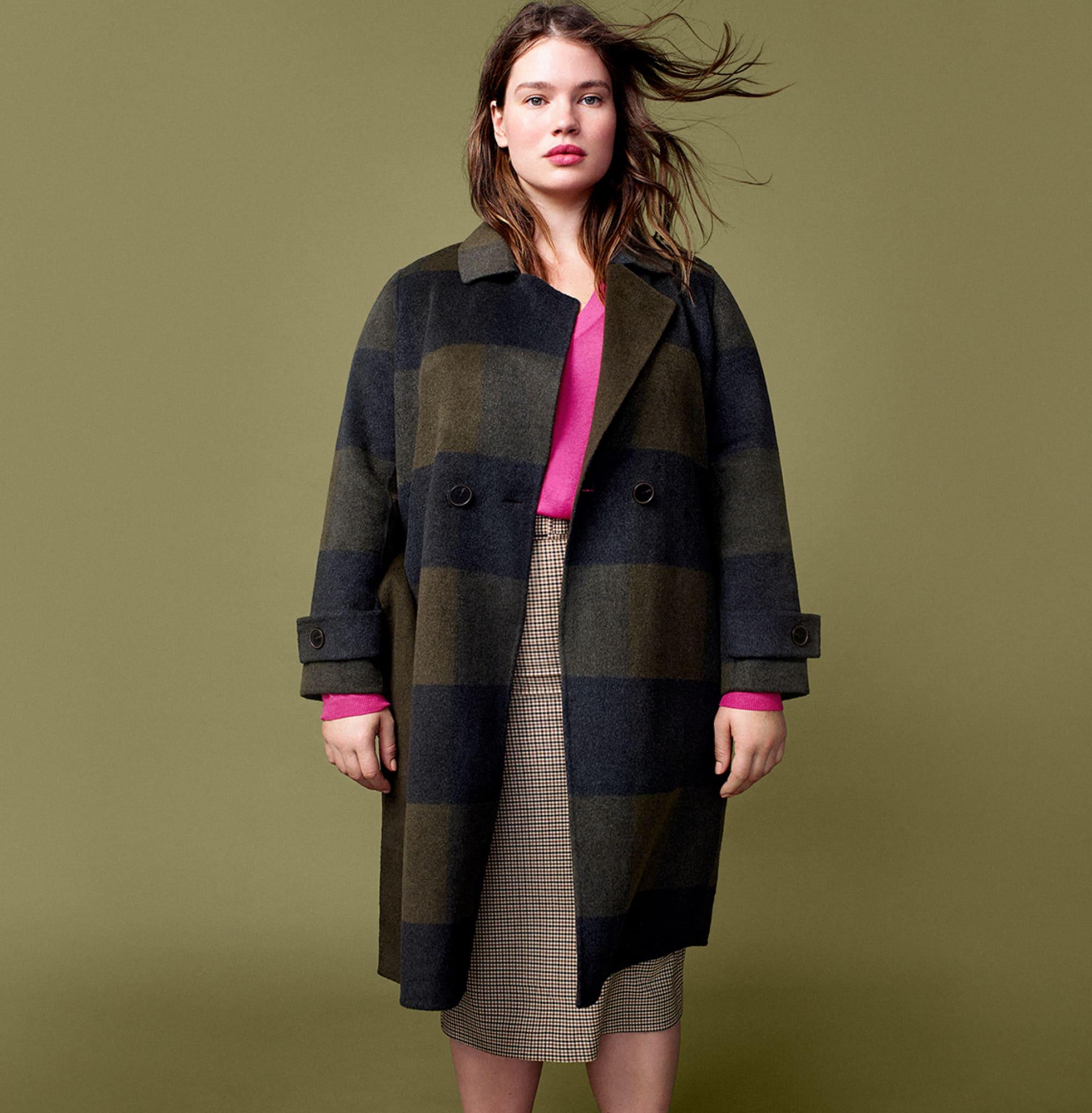 Moda en tallas grandes para mujer | Violeta by Mango España