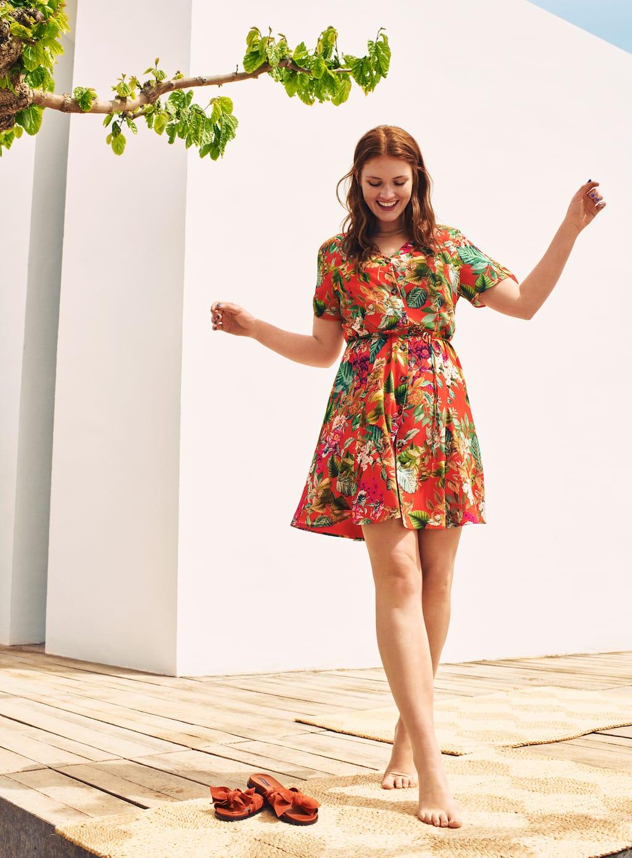 Plus Size Fashion For Women Violeta By Mango Usa