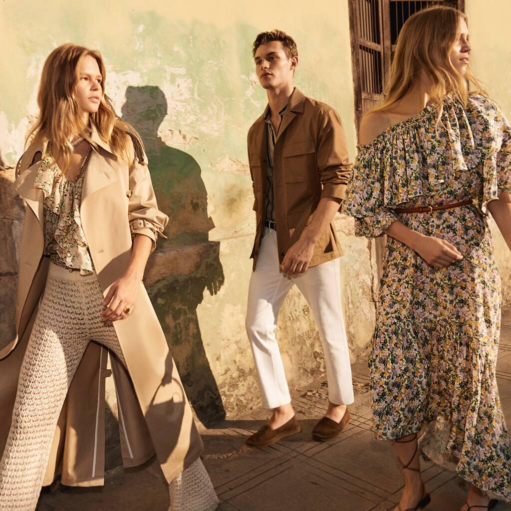 Cortefiel | Rebajas en moda hombre y mujer